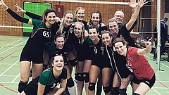 Facebook VELO Volleybal Dames 1 3