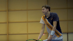 Screenshot YouTube ABN Amro Tennis
